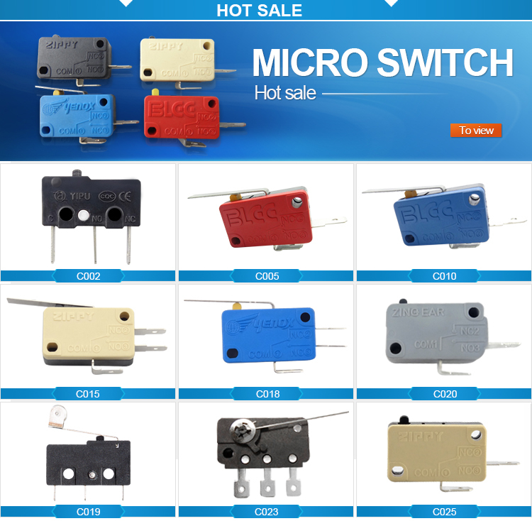 china supplier make digital wireless remote control defond switches ru microswitch lema electric ltd