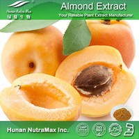 Top Quality Bitter Almond Extract,Bitter Almond Seed Extract,Bitter Almond Extract Powder 10:1 20:1