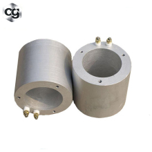 High Density Cast Aluminum Barrel Heaters for Plastic Extrusion Dies