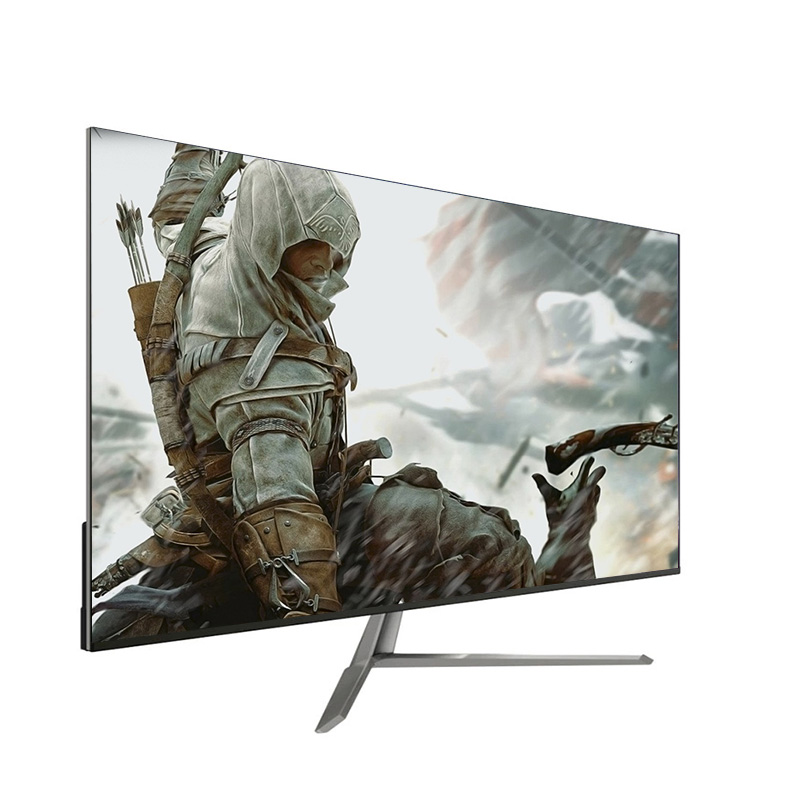 Flat Screen 1440p Gaming Curved LED Computer Display 32 Inch Monitor