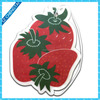 Hanging fruit paper air freshener for car wholesale