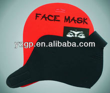 Riding printed neoprene motorcycle face mask-GP-Gatherpoints