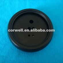Custom make high quality injection moulding plastic button for sensor