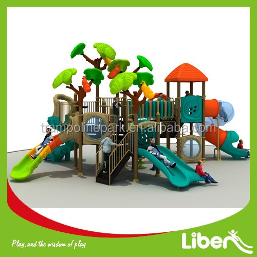 China suppliers quality-assured cheap kids outdoor play equipment