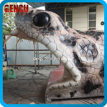 Customized High Quality Theme Decoration Fiberglass Gate