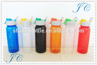 Hot sale suitable for bike traveling sport drink water plastic sports bottle, space bottle for promotion