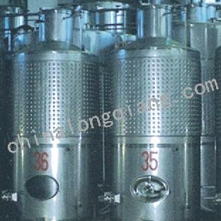 Stainless Steel Wine storage tank for sale