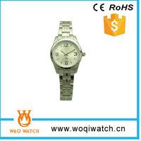 2015 High Quality OEM geneva quartz watches stainless steel japan movt