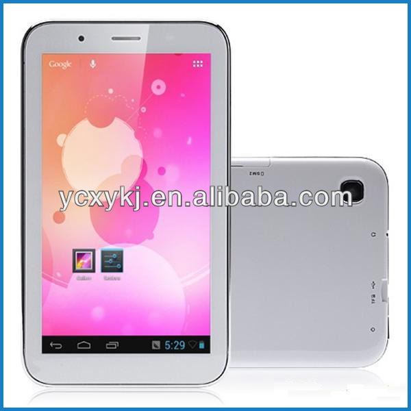 High Quality touch screen 7 inch mid tablet pc manual