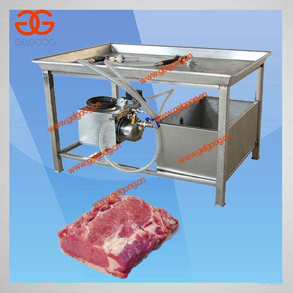 Two Gun Meat Saline Injection Machine for Pork/Beef/Chicken/Poultry Meat