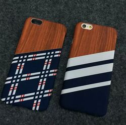 For Iphone 6 Wooden Covers,Wood Plastic Case For Iphone 6,Bamboo Wood Covers For Iphone 6