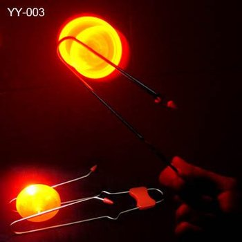 Kids gift Colorful light plastic LED Flashing Yoyo Toy