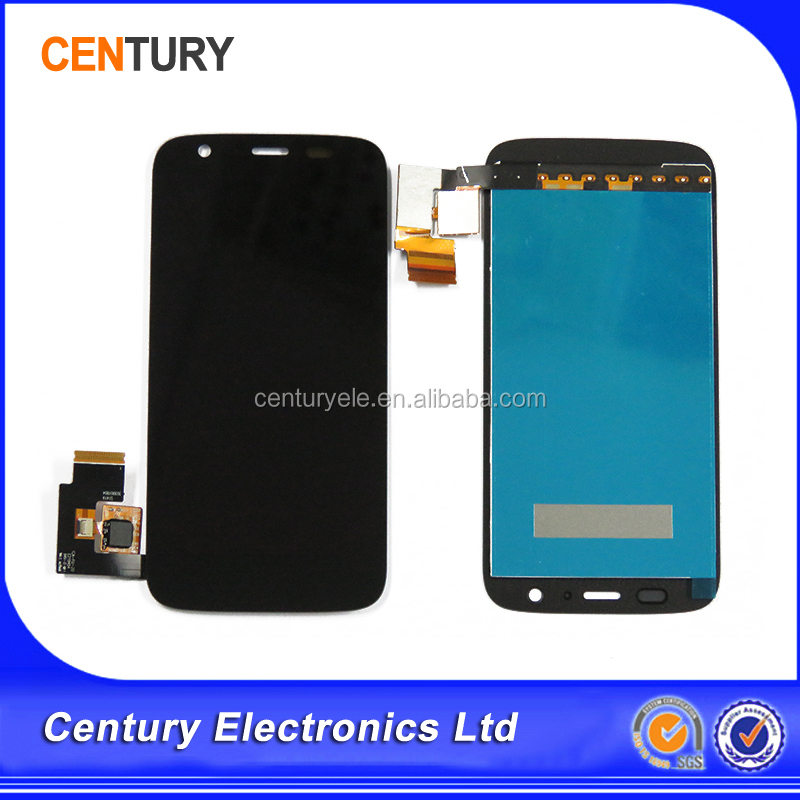 Replacement LCD display touch digitizer screen assembly for Moto G