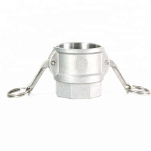 1/2 INCH Stainless Steel Camlock Quick Coupling