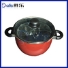 China housewares enamel fryer pot