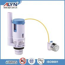 Sanitary products fittings wras push button toilet flush valve