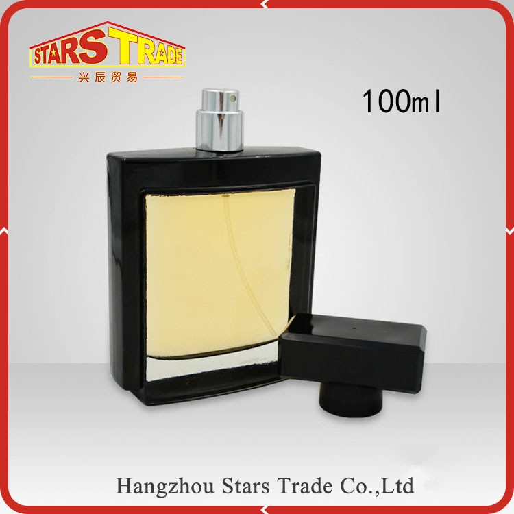 New Design Name Of Brand Perfume Glass Bottle 100Ml Made In China