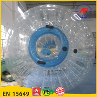 Airpark Giant Inflatable Body Zorb Ball,Rolling Zorb Ball,Human Inflatable Zorb Ball