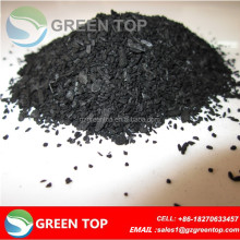 Granular activated carbon wood-based chemical production for medical grade