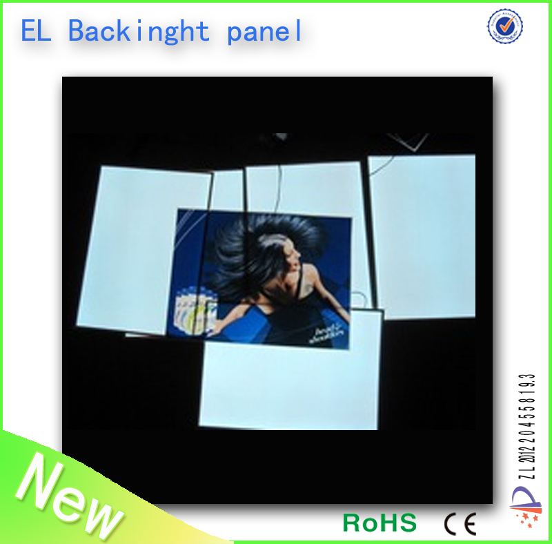 El Flashing Light Box,Electroluminescent El Phosphor Papers,Cuttable El Panel