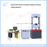 Factory Produce WEW Series Computer Display Universal Tensile Testing Machine