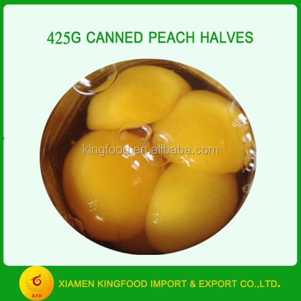 Canned Yellow Peaches Halves 850g