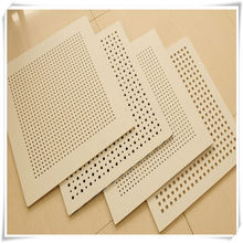 perforated gypsum board false ceiling