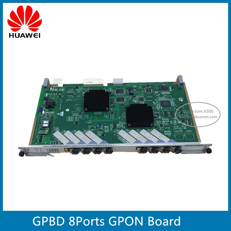 Original Brand New 8Ports to 256Ports Huawei GEPON OLT MA5680T