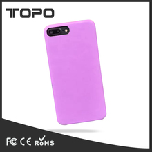 New arrive discoloration phone case UV sensor cell phone case Ultraviolet color changing cases for iphone 6 7 plus
