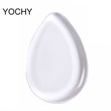 OEM Leaf Shape Silicone Makeup Sponge Cosmetic Puff Beauty Sponge