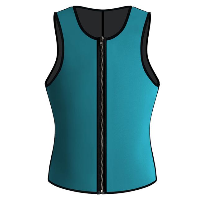 Men's Weight Loss Neoprene slimming Vest SY-MS001