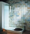 Bathroom Glass door ,bathroom partition , show door glass with ISO,CE