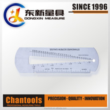 Stainless Steel Screw Gauge/Measuring Ruler/Measuring Gauge