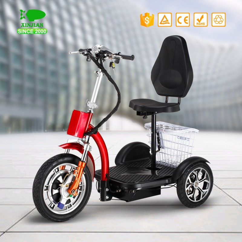 electric tricycle 500w 36v for handicapped