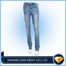 Low price wholesale skinny jeans for girls