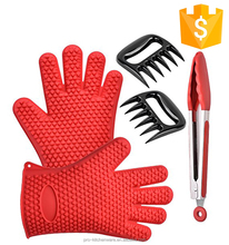 Guarantee Quality BBQ Grill Tools Set Pulled Pork Shredder Claws Meat Bear Claws