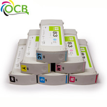 OCBESTJET Recycle compatible Printer Ink Cartridges for HP 831, Latex 300 310 330 360 370 remanufactured inkjet ink cartridge