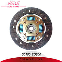 For Sylphy nissan auto parts clutch disc oem:30100-ED800