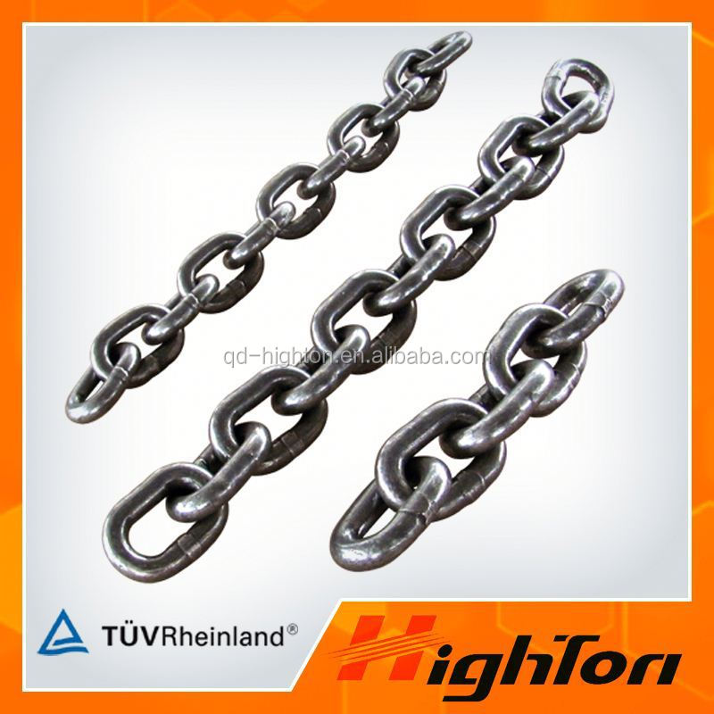 Din763 Hot Dipped Galvanized Long Link Chain 2mm