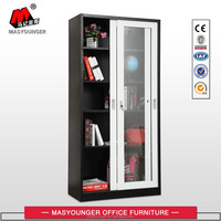 China supplier competitive price glass silding door cupboard
