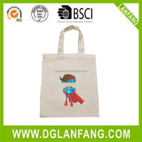 Customized Logo Eco-Friendly canvas bag / cotton bag / custom printed canvas tote bags