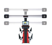 Garage tools 3D wheel alignment with CE approved