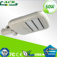 Customized light chip and driver aluminum housing 85-265 Vstreet light 70w led