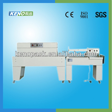 KENO-H104 Semi automatic L type shanghai shrink wrapping machine