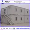 hot sale!! european standard prebuilt container houses /steel frame container house in south africa