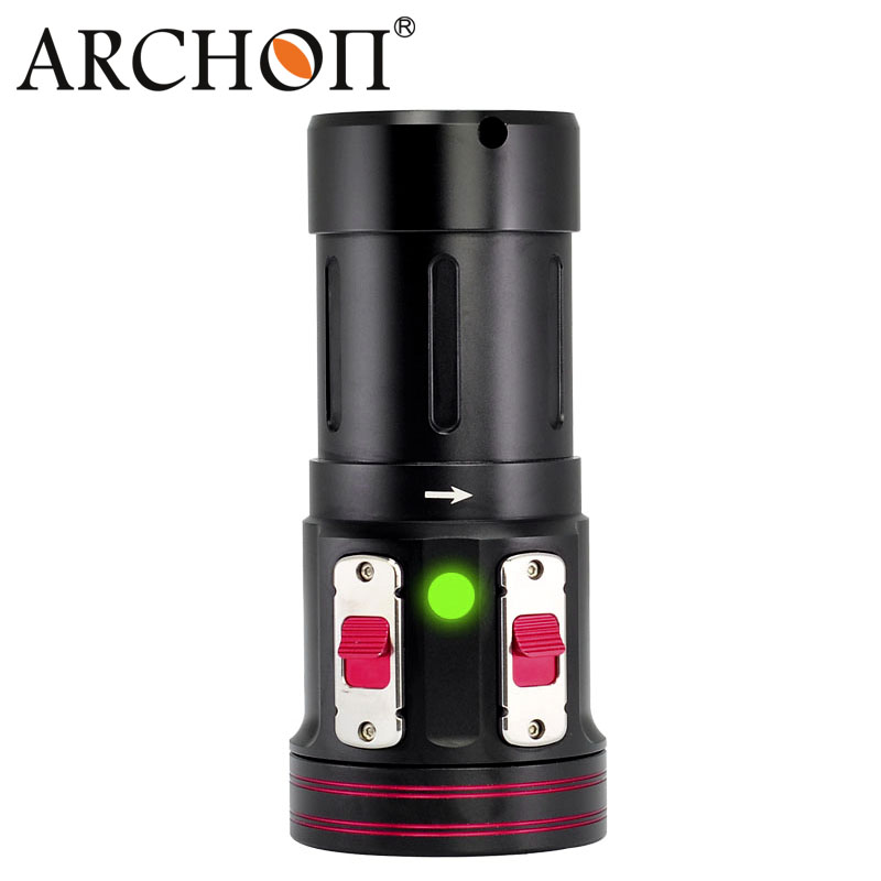 Wholesale High Quality Archon W42VR 5200lumen <strong>Diving</strong> Video Shooting <strong>Torch</strong> for <strong>Diving</strong>