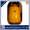 Double Bottom Double Cutting Rock Drilling Bucket
