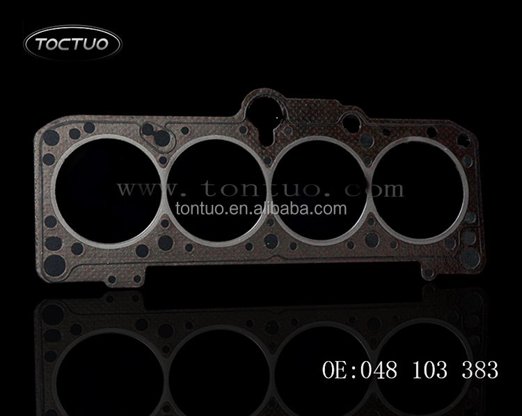 Car Spare Parts For Audi Cylinder Head Gasket 048103383