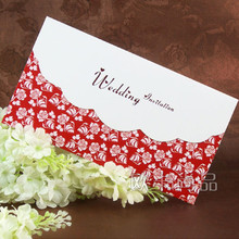 Paper luxury funny wedding invitation cards card