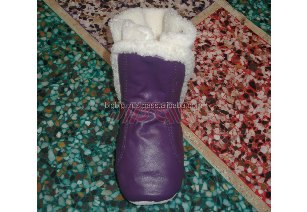 Toddler Boots soft suede sole Leather Shoes and Booties Big Big